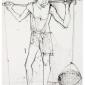 Le porteur d'eau by Jean Jansem (1920 – 2013)