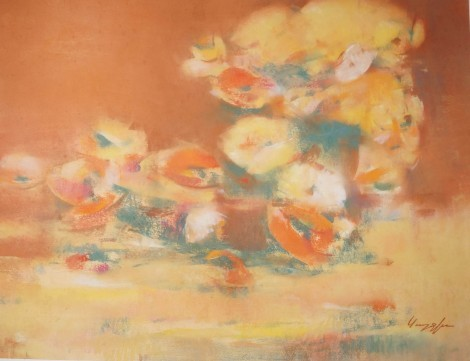 Still Life With Flowers, an art piece by Sargis Abrahamyan