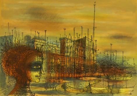 3, an art piece by Jean Carzou