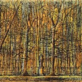 Versailles, an art piece by Jean Carzou