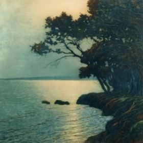 Clair de lune à Carr, an art piece by Arsen Chabanian