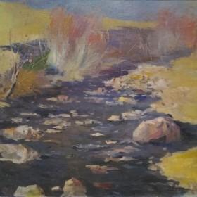 Blyakhovo, an art piece by Vagharshak Sargsyan