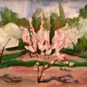 Spring, an art piece by Sahakanuysh Matinyan
